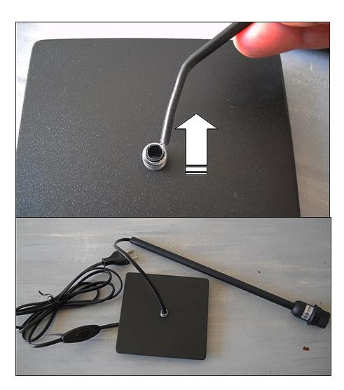 Lampe Bois Flotte Ikea : Percer vos bois avec la m?che ? bois de 14 mm