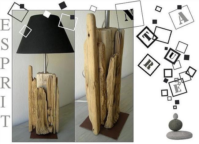 Lampe Bois Flotte Ikea : Lampe N?34