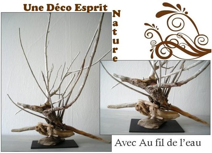Vente de sculptures en bois flott boutique au fil de l 39 eau - Boutique bois flotte ...
