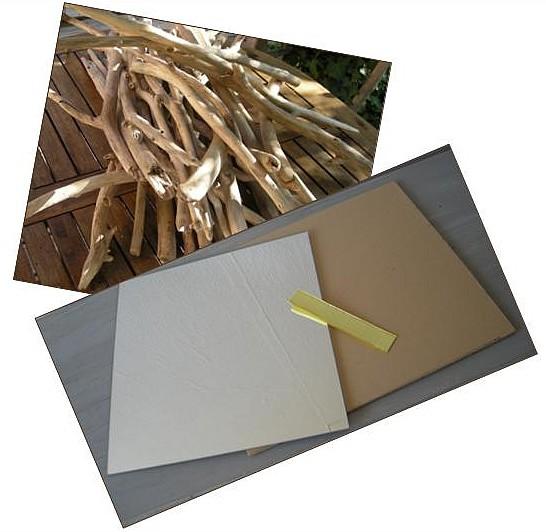 Un tutoriel pour fabriquer un miroir style b ton en bois for Decouper un miroir