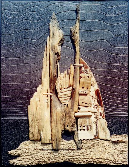 La fortune du bois flott p nicol au fil de l 39 eau for Travailler bois flotte