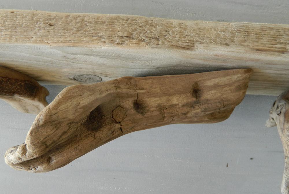 Une pat re en bois flott for Recherche bois flotte