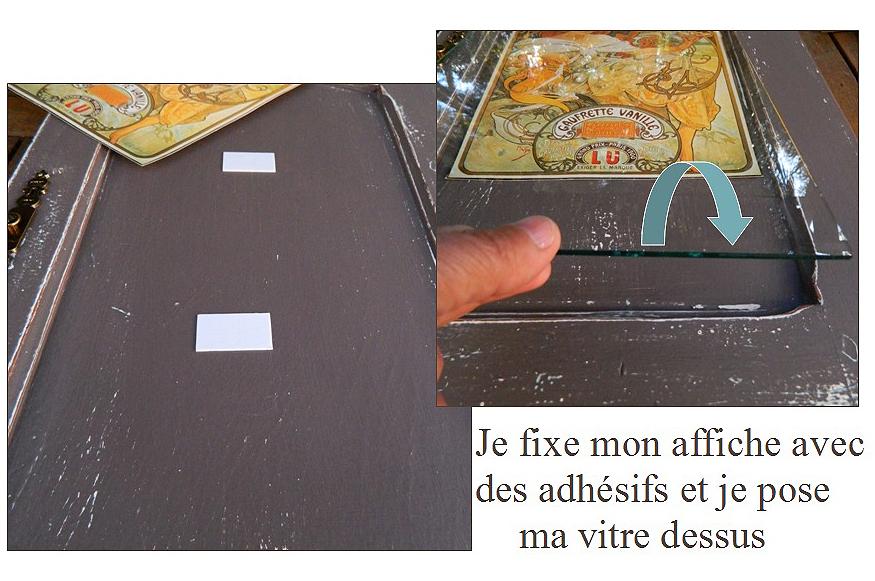 Une Porte En Cadre Photo Original Au Fil De Leau Bois