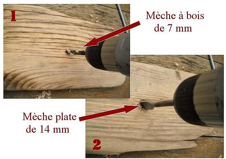Fabriquez votre sapin de no l avec le tutoriel au fil de l 39 eau - Fabriquer un sapin de noel en bois ...